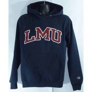 Loyola Marymount University LMU Champion Hoodie L